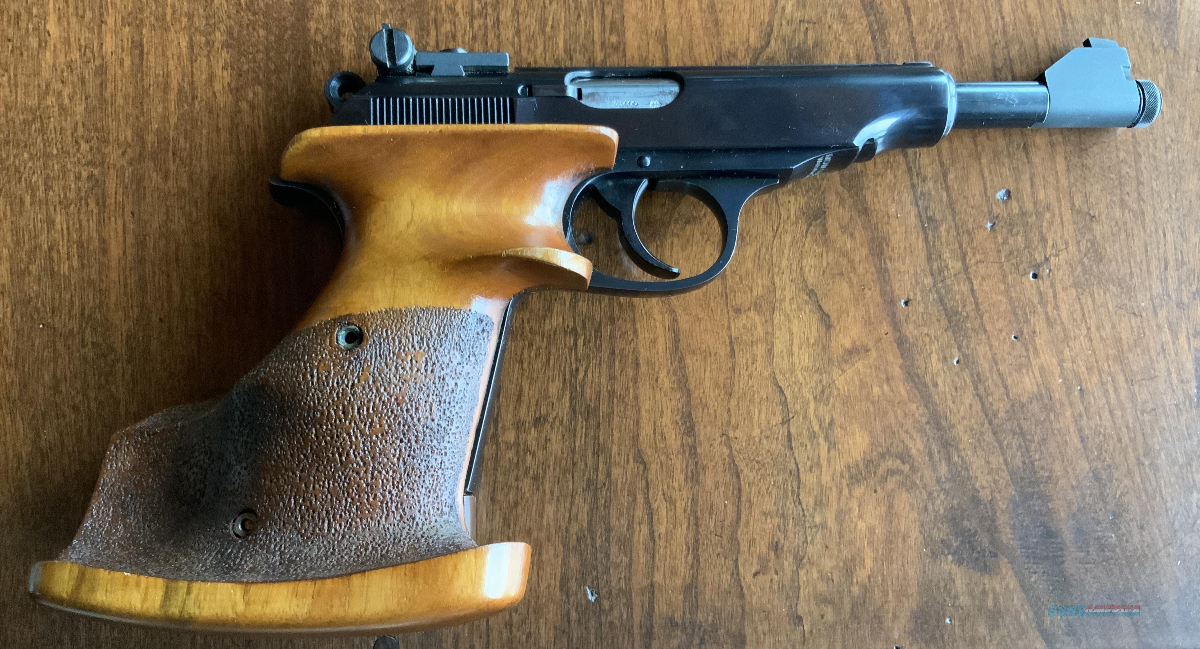 WTS WALTHER PP Sport   Guns > Pistols > Walther Pistols > Post WWII > Target Pistols