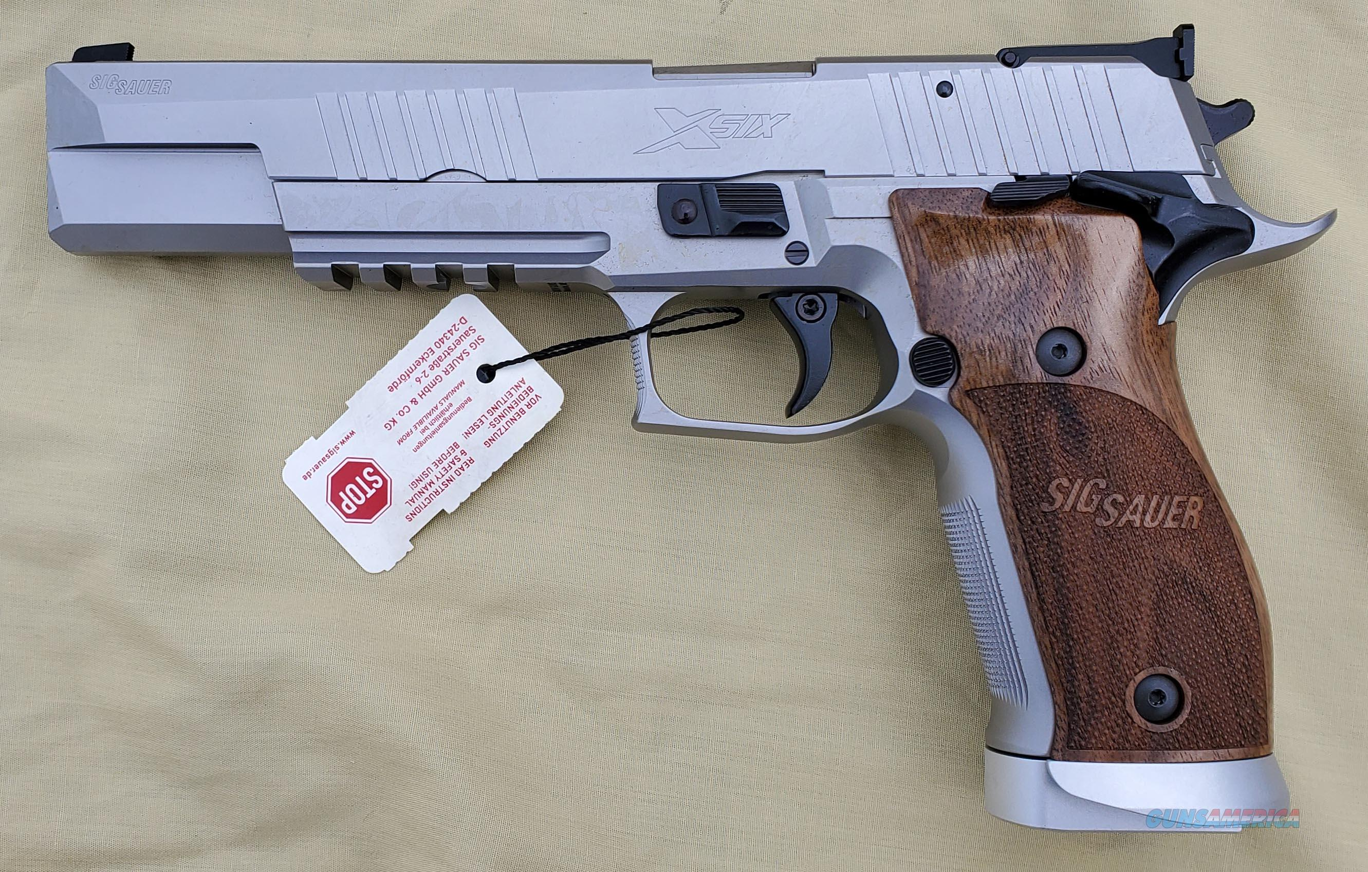 WTS P226 X6 Classic  Guns > Pistols > Sig - Sauer/Sigarms Pistols > P226