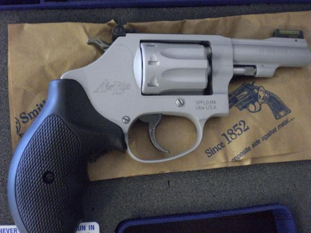 "Smith and Wesson model 317 3"" Airlite .22 s- l-lr  Guns > Pistols > Smith & Wesson Revolvers > Pocket Pistols"