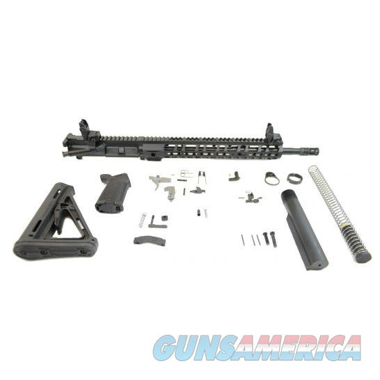 "PSA 16"" 5.56 NATO 1:7 MIDLENGTH NITRIDE 13.5"" LIGHTWEIGHT M-LOK MOE EPT RIFLE KIT W/ MBUS SIGHT SET  Guns > Rifles > AR-15 Rifles - Small Manufacturers > Complete Rifle"