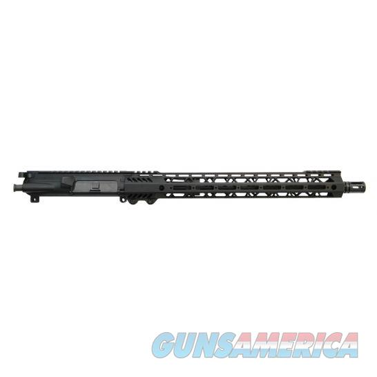 "PSA 16"" PISTOL-LENGTH 300AAC BLACKOUT 1/8 NITRIDE 15"" LIGHTWEIGHT M-LOK UPPER - WITH BCG & CH -  Guns > Rifles > AR-15 Rifles - Small Manufacturers > Complete Rifle"