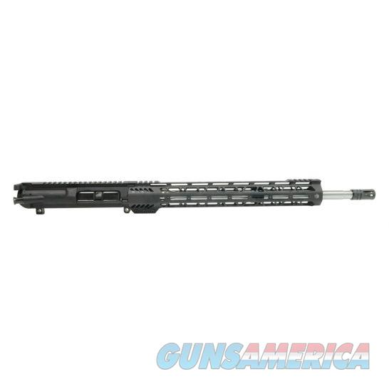 """PSA GEN3 PA10 18"""" MID-LENGTH .308 WIN 1:10 STAINLESS STEEL 15"""" LIGHTWEIGHT M-LOK UPPER - WITH BCG & CH  Guns > Rifles > AR-15 Rifles - Small Manufacturers > Complete Rifle"""