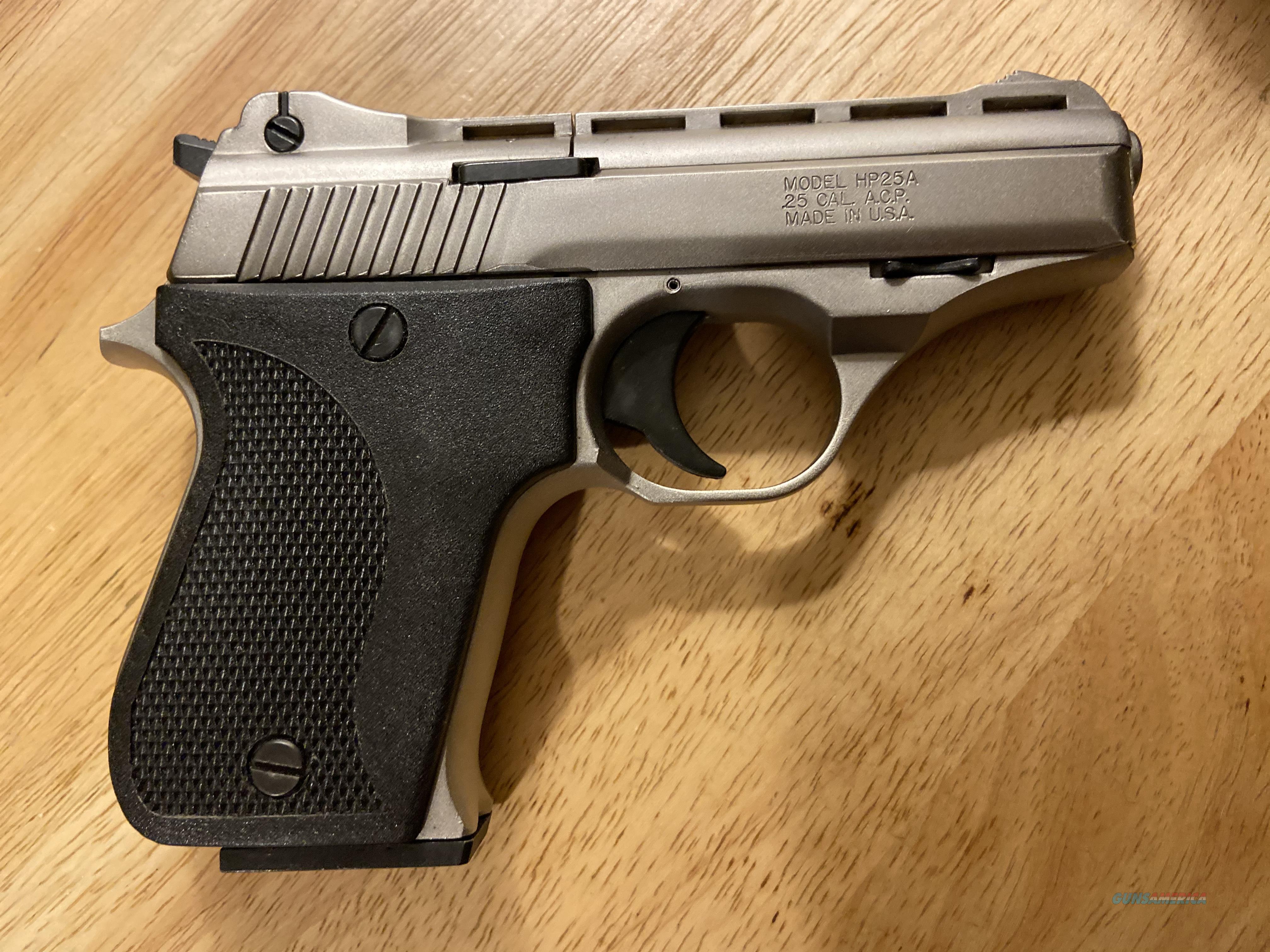 Phoenix Arms .25 ACP  Guns > Pistols > Phoenix Pistols