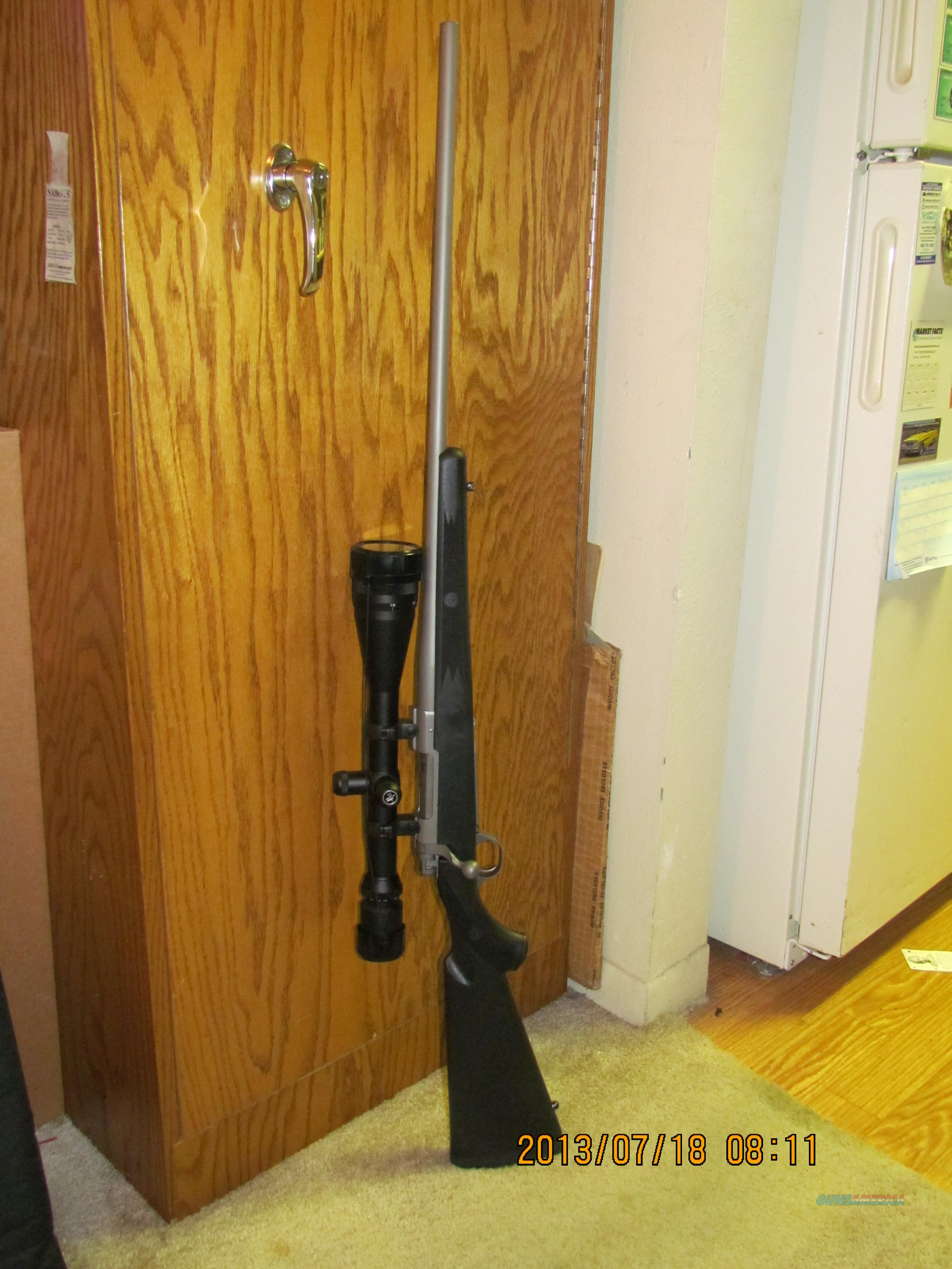 Ruger 77 Hawkeye 6.5 Creedmoor, scope NOT included!  Guns > Rifles > Ruger Rifles > Model 77