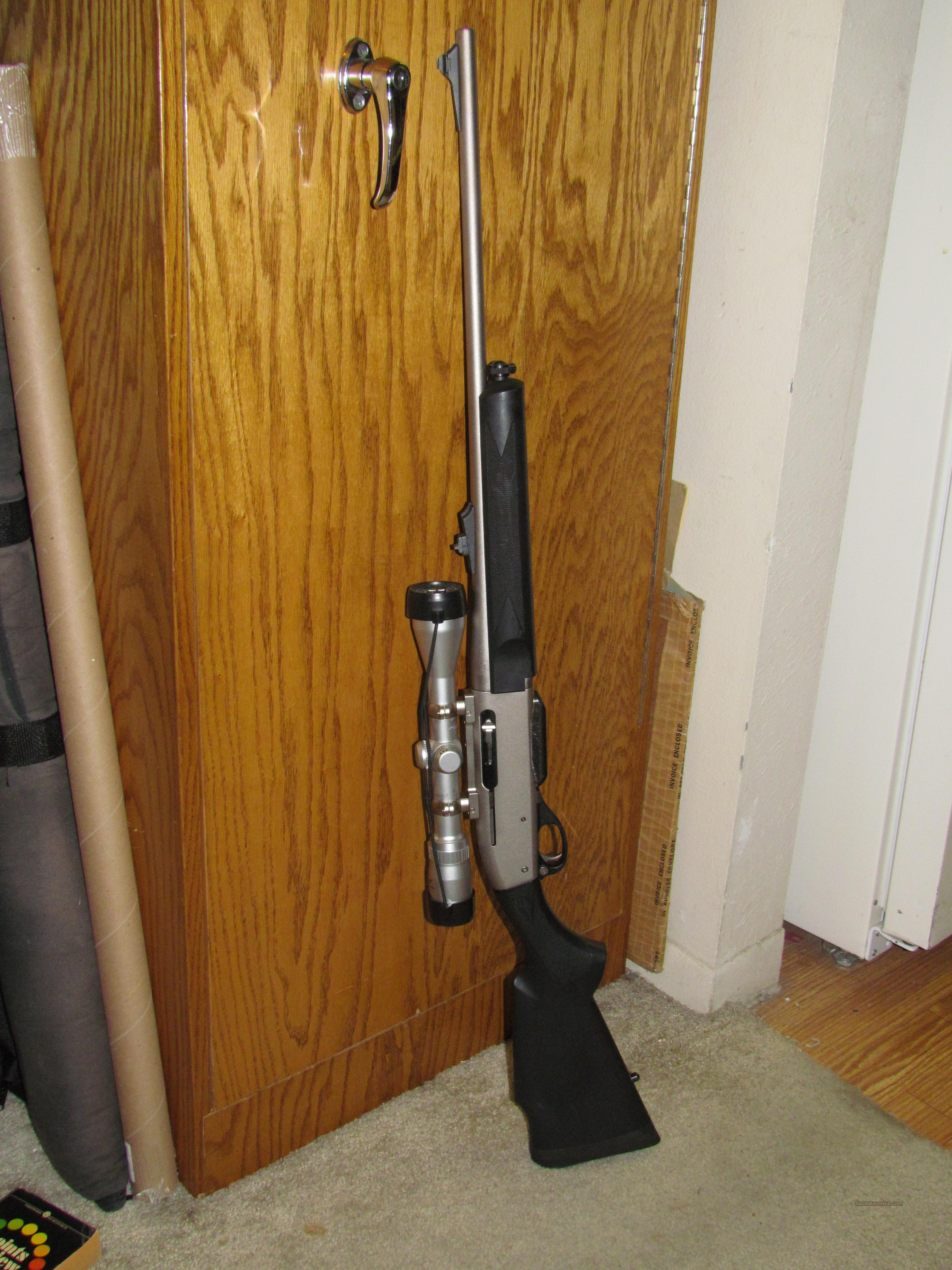 Remington 7400 Weathermaster 30-06/ Scope, rings and quickrelease base  Guns > Rifles > Remington Rifles - Modern > Other