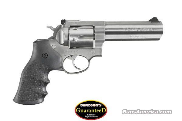 "Ruger GP 100 357 Magnum 5"" Heavy Barrel Stainless    Guns > Pistols > Ruger Double Action Revolver > Security Six Type"