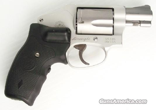 S&W Model 642 -2 with Crimson Trace Grips     Guns > Pistols > Smith & Wesson Revolvers > Pocket Pistols