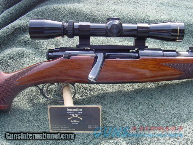 Mannlicher Schoenauer 1952, 270, Leupold Vari X II 2x7  Guns > Rifles > Mannlicher-Schoenauer Rifles