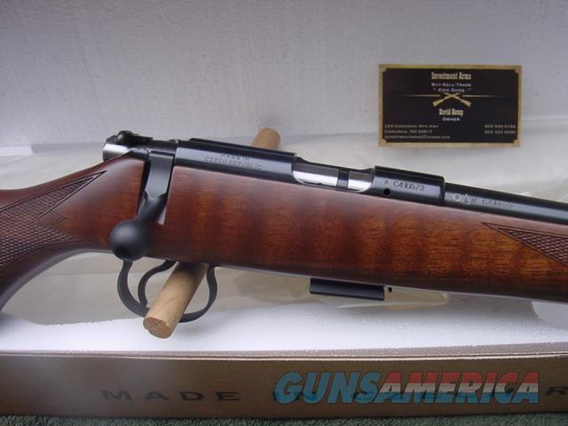 CZ 455 American  Guns > Rifles > CZ Rifles