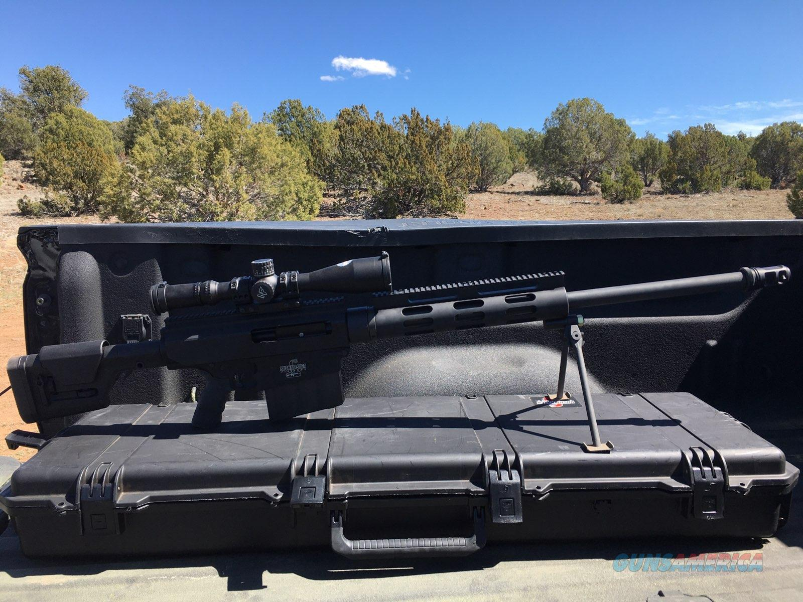 Bushmaster BA50 50 BMG  Guns > Rifles > Bushmaster Rifles > Complete Rifles