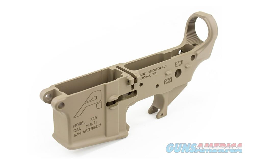 Aero Precision AR15 Stripped Lower Receiver FDE Cerakote, NIB  Non-Guns > Gun Parts > M16-AR15 > Upper Only