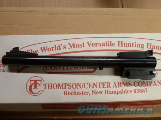 "Thompson Contender 44 Magnum 10""Bull Barrel, Blue LNIB  Non-Guns > Barrels"