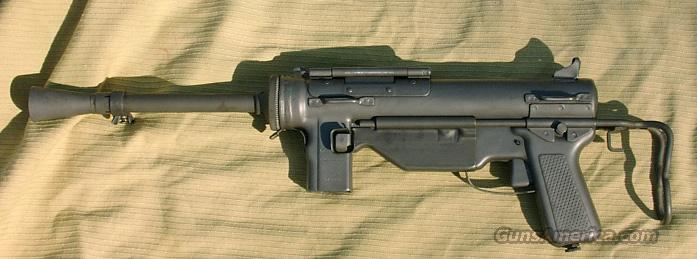 Guide Lamp M3A1 Grease Gun, Pre-86 sample  Guns > Rifles > Class 3 Rifles > Class 3 Dealer/Law Enf. Only