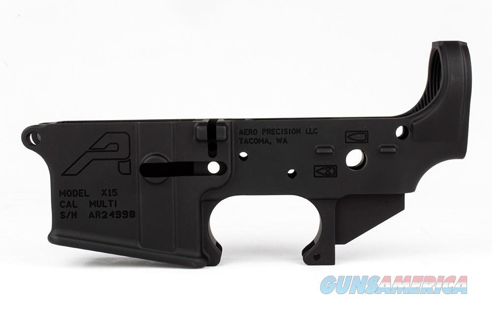 Aero Precision AR15 Stripped Lower Receiver Anodized. NIB  Non-Guns > Gun Parts > M16-AR15 > Upper Only