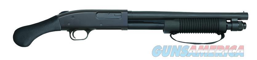 Mossberg Shockwave 12ga. Blue, New in Box.    Guns > Shotguns > Mossberg Shotguns > Pump > Tactical