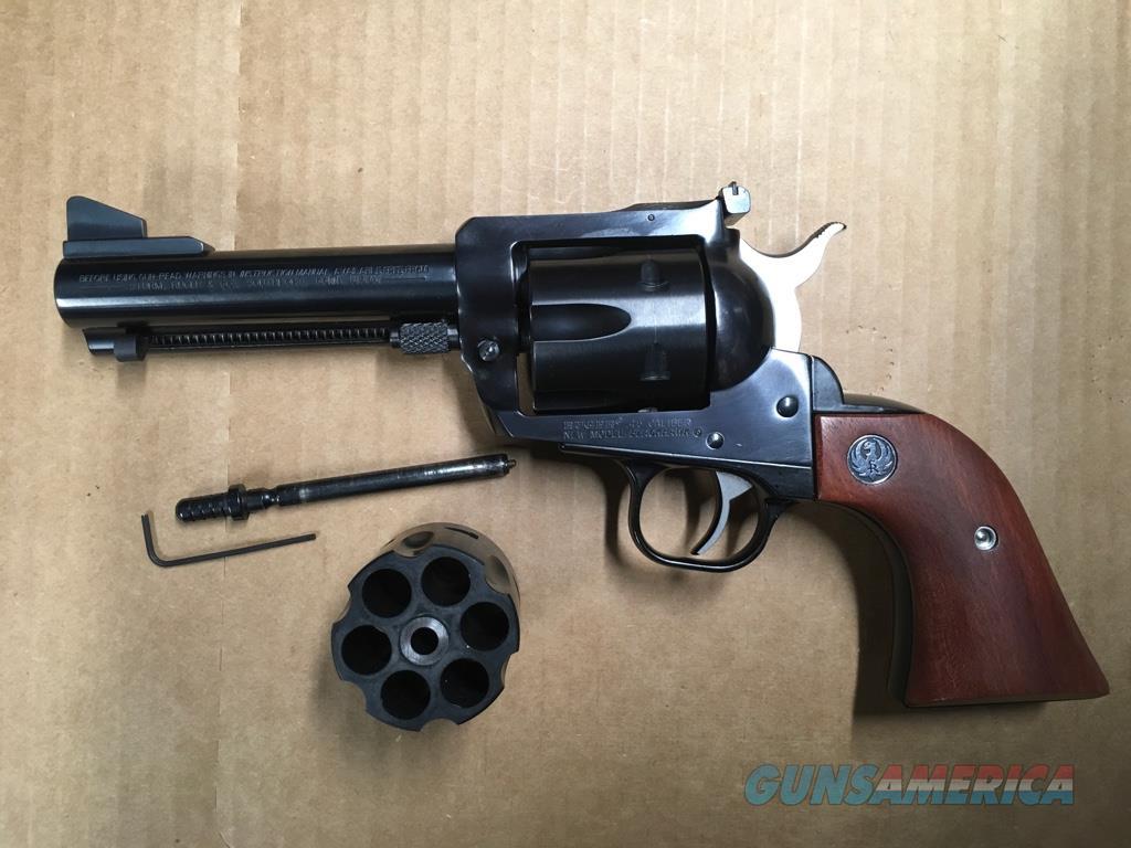 Ruger New Model Blackhawk Convertable .45 Colt & .45 ACP, Like New No Box  Guns > Pistols > Ruger Single Action Revolvers > Blackhawk Type