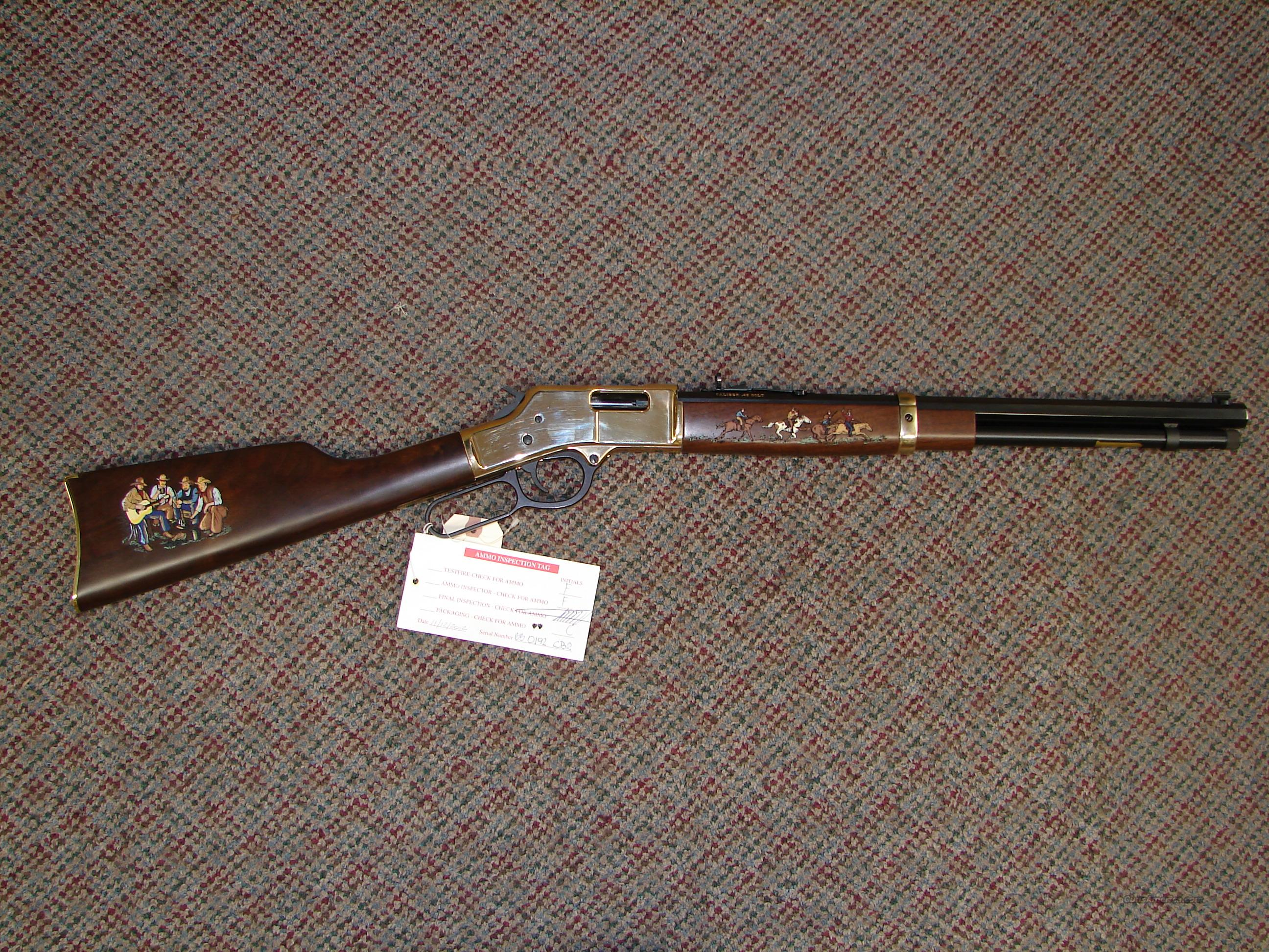 Henry Big Boy Cowboy Edition  Guns > Rifles > Henry Rifle Company