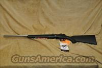 SAVAGE 17 WSM B-MAG STAINLESS  Guns > Rifles > Savage Rifles > Accutrigger Models > Sporting
