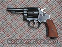 S&W Victory Lend Lease 38  Smith & Wesson Revolvers > Pre-1945