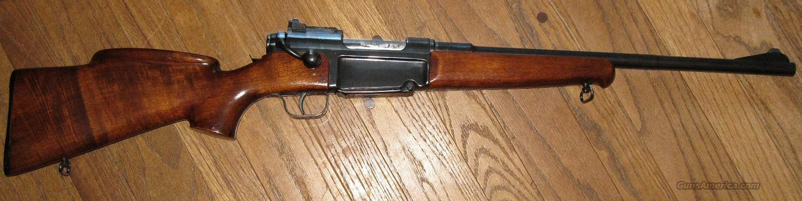 French MAS M1936 Sporter, with AMMO  Guns > Rifles > Military Misc. Rifles Non-US > FrenchMAS