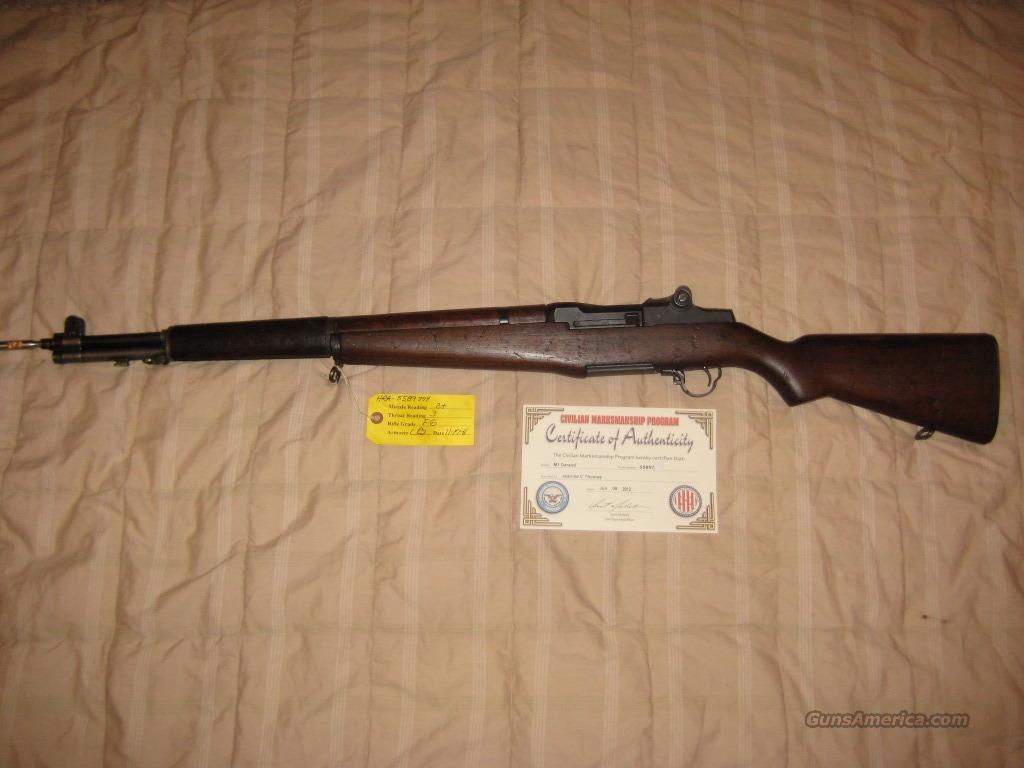 H&R M1 Garand  Guns > Rifles > Military Misc. Rifles US > M1 Garand