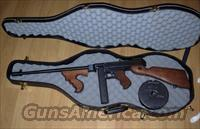 Thompson (Tommy) 1927 A1  Guns > Rifles > Thompson Subguns/Semi-Auto