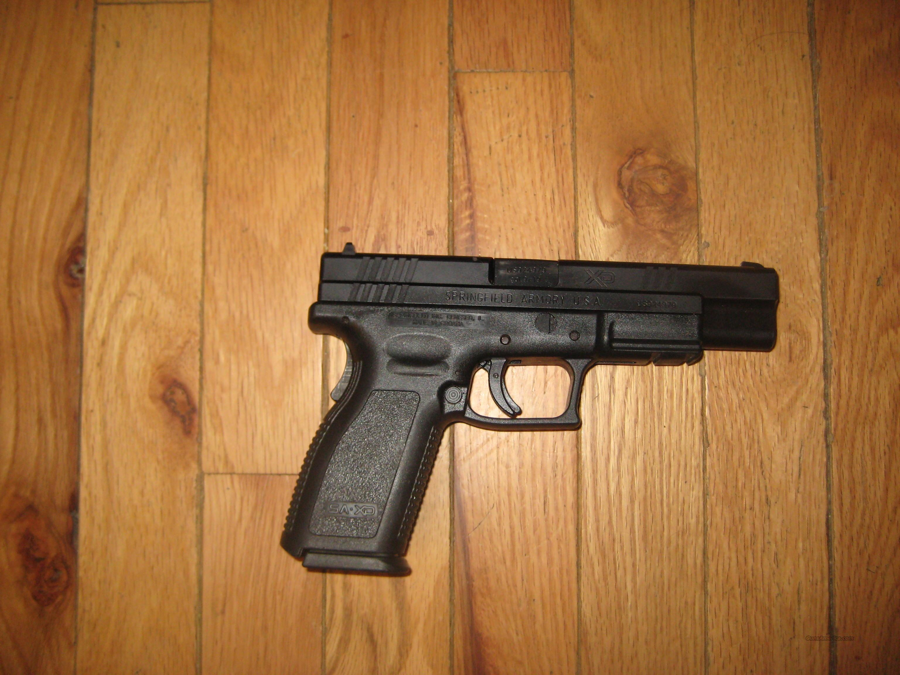 Springfield XD Tactical 9mm  Guns > Pistols > Springfield Armory Pistols > XD (eXtreme Duty)
