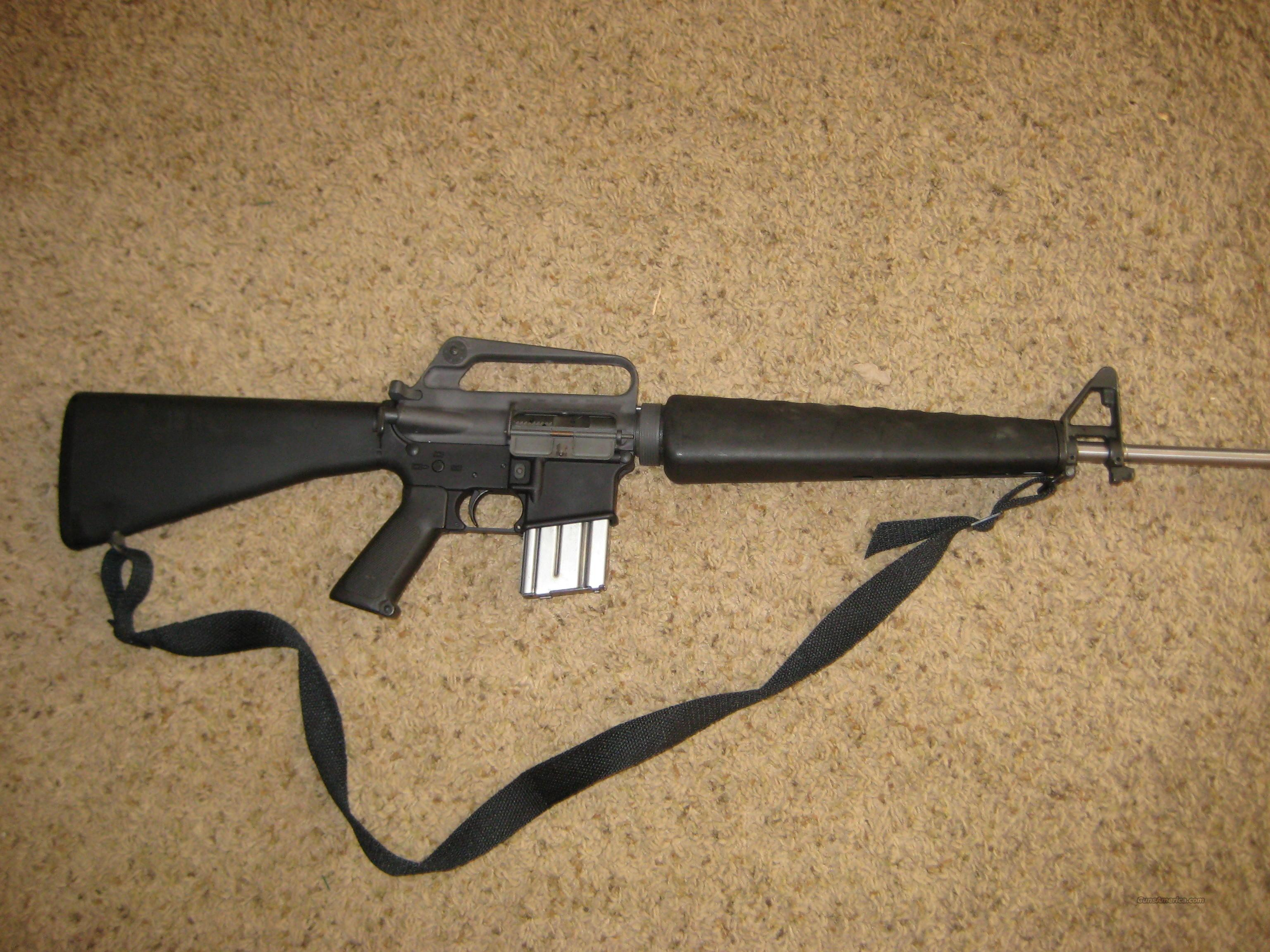 SP1 Clone With  Colt Parts Kit  Guns > Rifles > Military Misc. Rifles US > M16/AR15