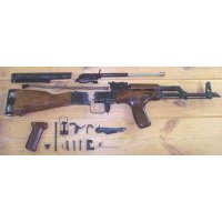 AK47 Parts Kit-LIKE NEW!  Guns > Rifles > Parts Guns - Rifles