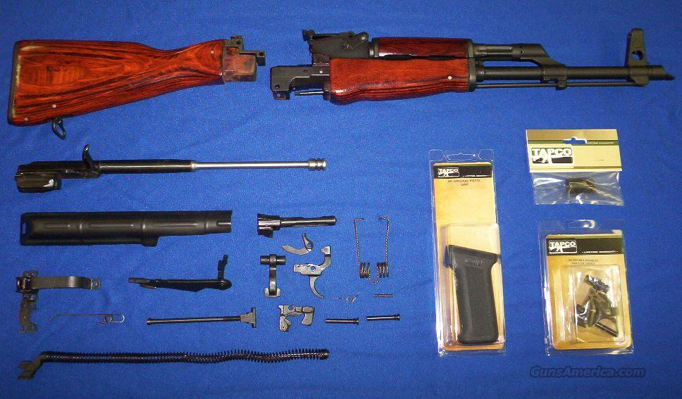 Custom Finished AK47 Spare Parts Kit+US Compliance Parts!  Guns > Rifles > Parts Guns - Rifles