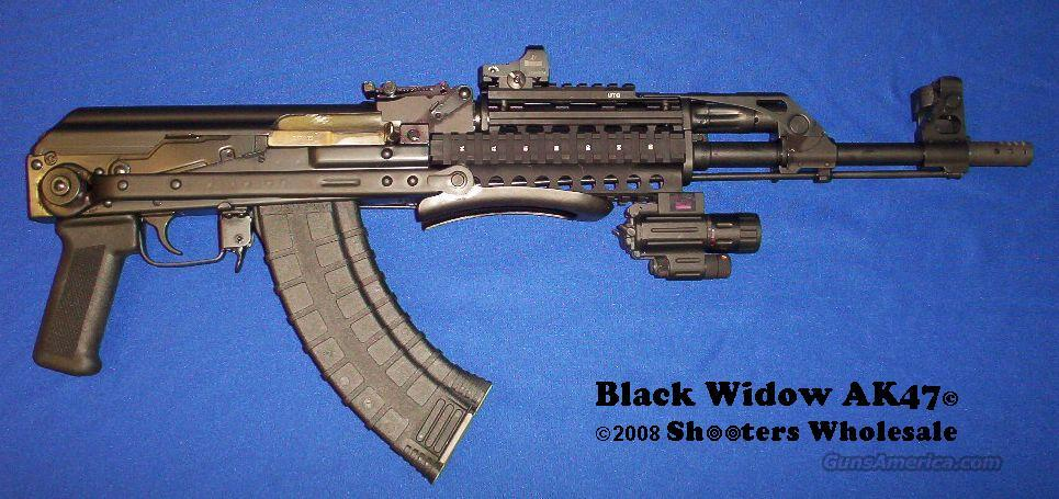 YUGO MODEL 70AB2 AK47 XTREME TACTICAL UNDERFOLDER! ORIGINAL BARREL+ORIGINAL  UNDERFOLDING STOCK+ALUMINUM QUAD RAIL+BURRIS FastFire™ REFLEX SIGHT+UTG