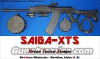 SAIGA12-XTS XTREME TACTICAL SHOTGUN PACKAGE!  Saiga Shotguns > Shotguns