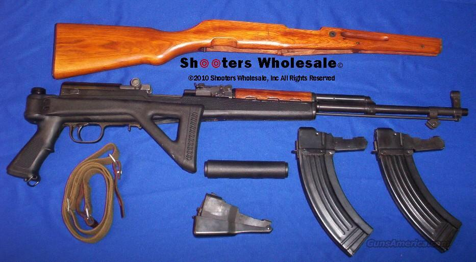 NORINCO CHINESE SKS PACKAGE-ORIGINAL+SIDE FOLDING STOCK  Guns > Rifles > SKS Rifles