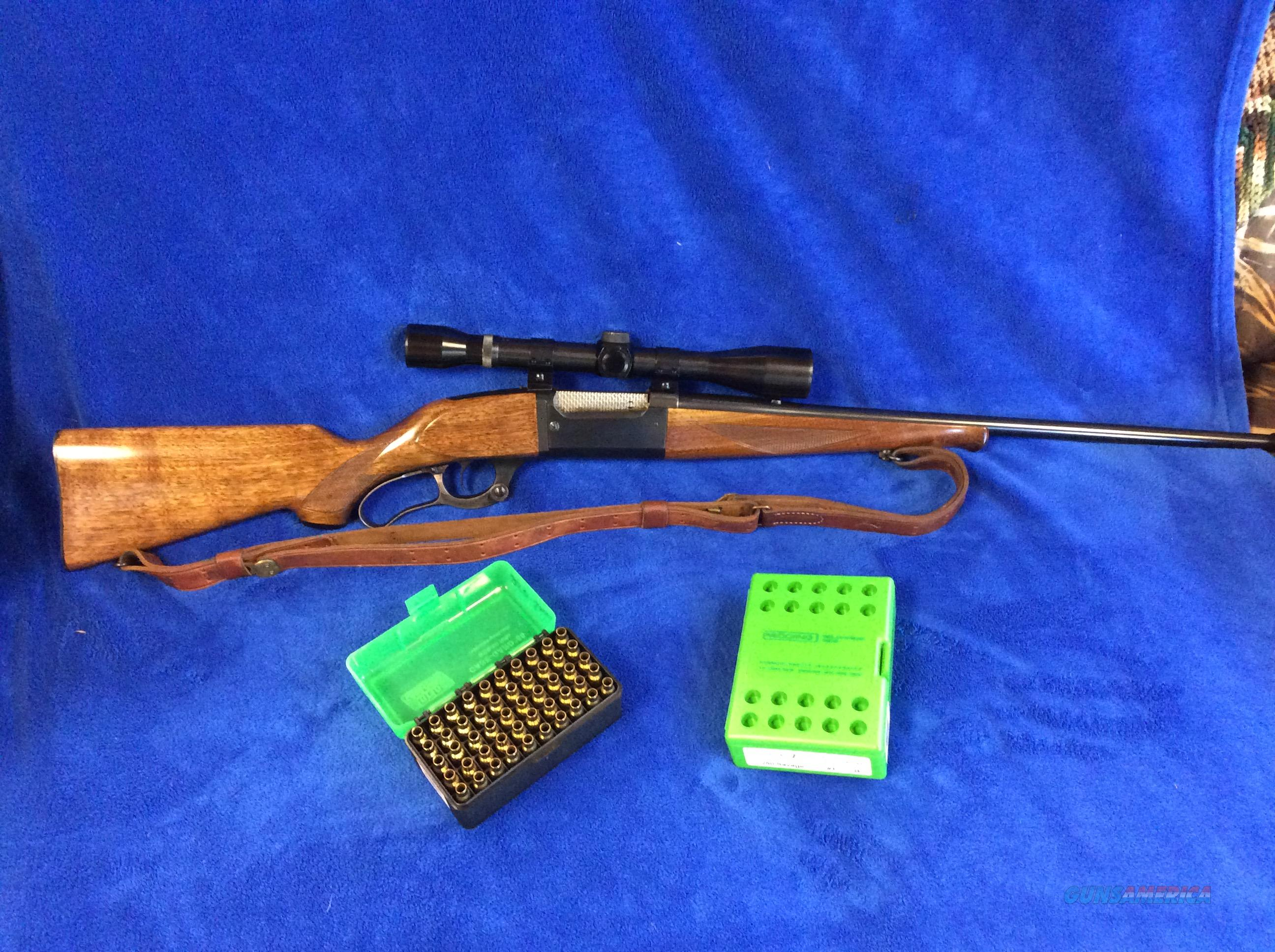 Savage 99 in 250 Savage w/ vintage weaver K6/Dies/Brass  Guns > Rifles > Savage Rifles > Model 95/99 Family