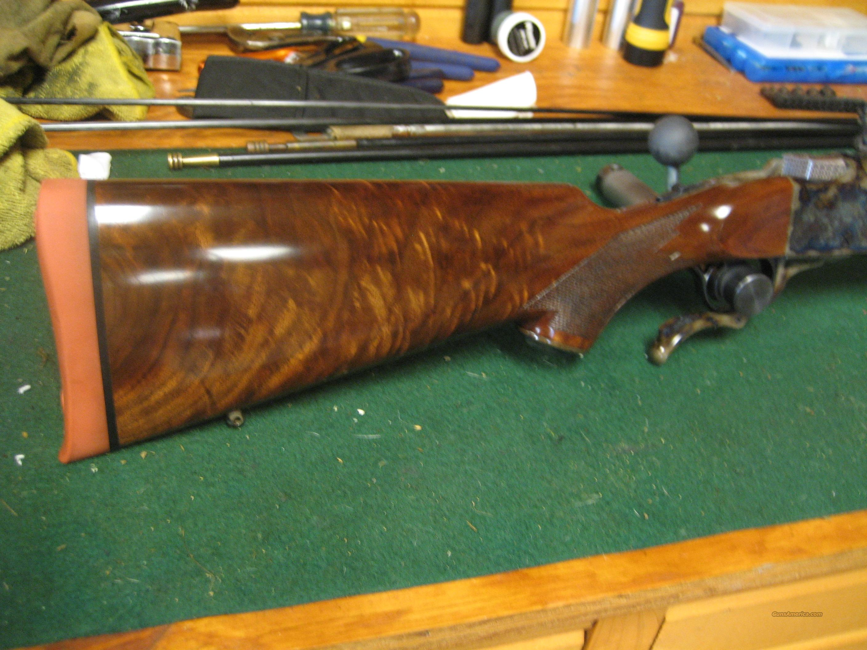 Ruger No. 1 270 Weatherby/Turnbull Color Case GORGEOUS  Guns > Rifles > Ruger Rifles > #1 Type