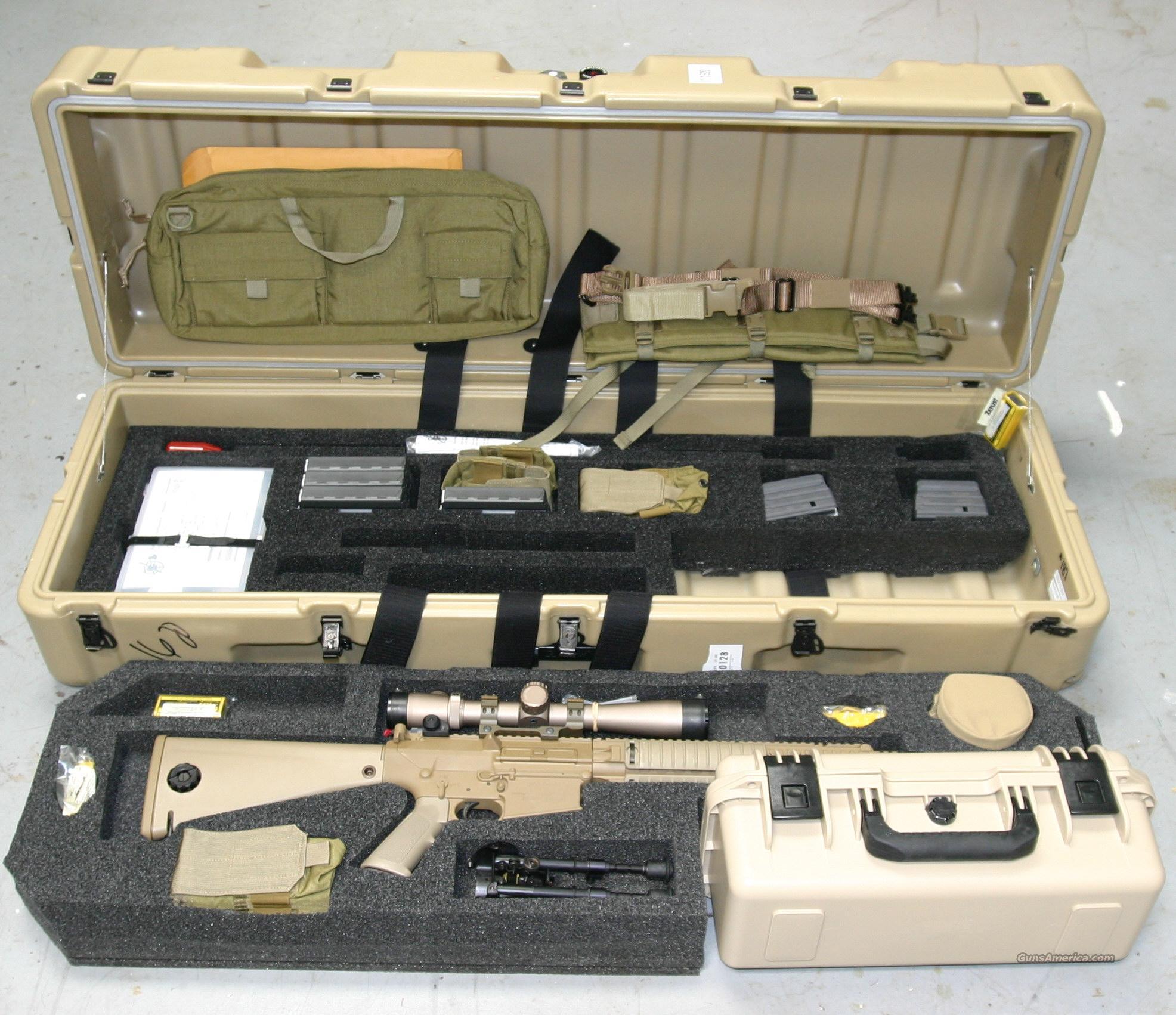 ARMAMENT M110 SASS SNIPER  M110 Sniper Rifle