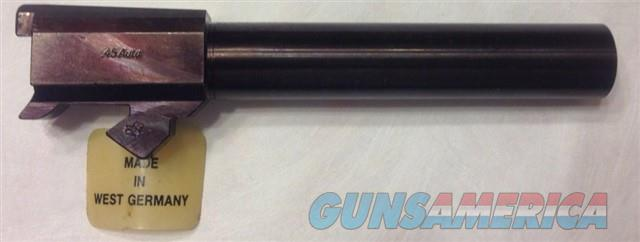 SigArms Sig Sauer P220 45 ACP West German Barrel from SIGARMS Inc Tyson Corner Brand New  Non-Guns > Barrels