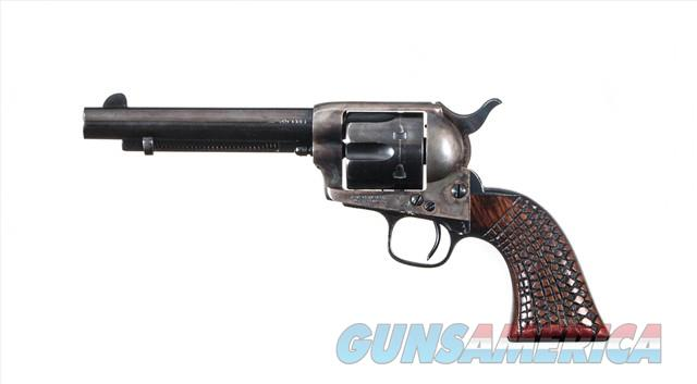 1875 COLT SAA 1st Generation .45 Colt Artillery with Colt Factory Letter Single Action Army Early Black Powder  Guns > Pistols > Colt Single Action Revolvers - 1st Gen.