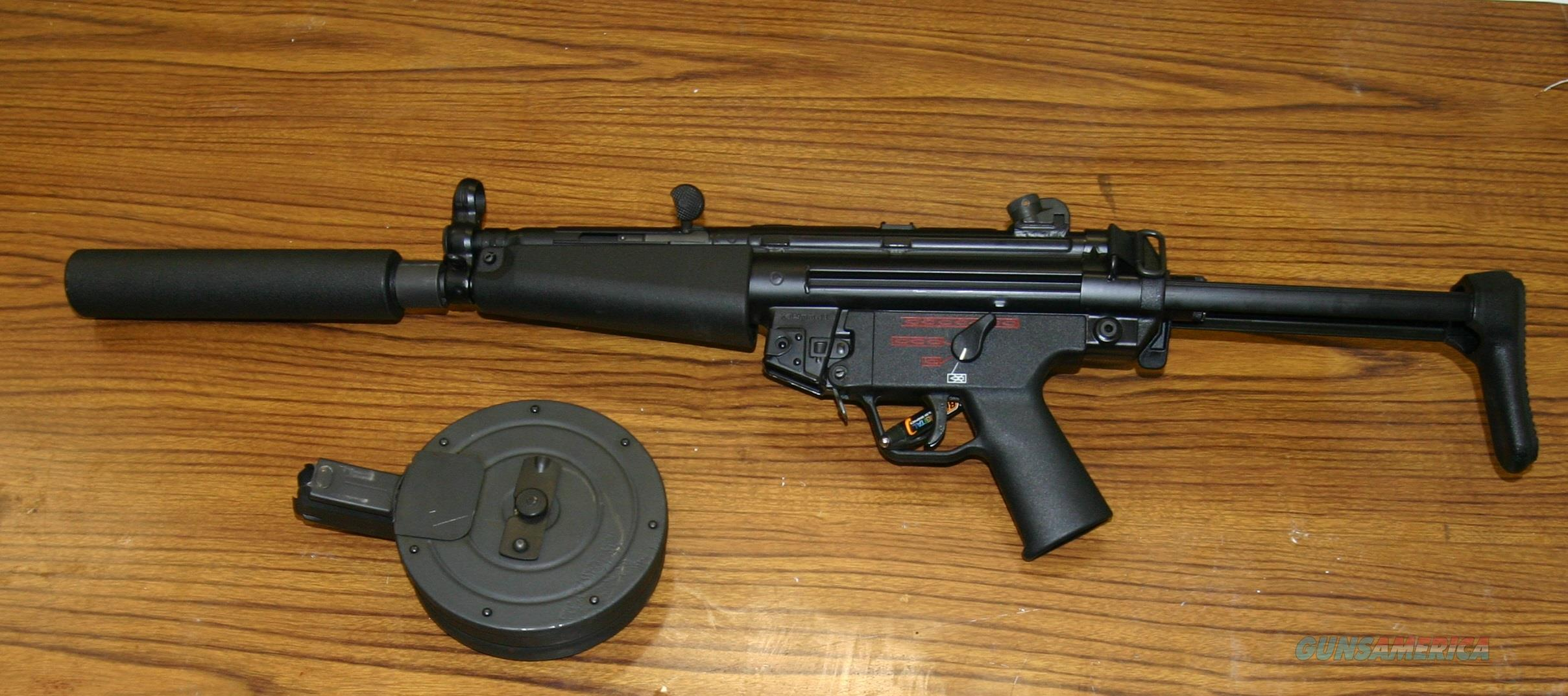 Transferrable Heckler & Koch MP-5  Guns > Rifles > Heckler & Koch Rifles > Tactical