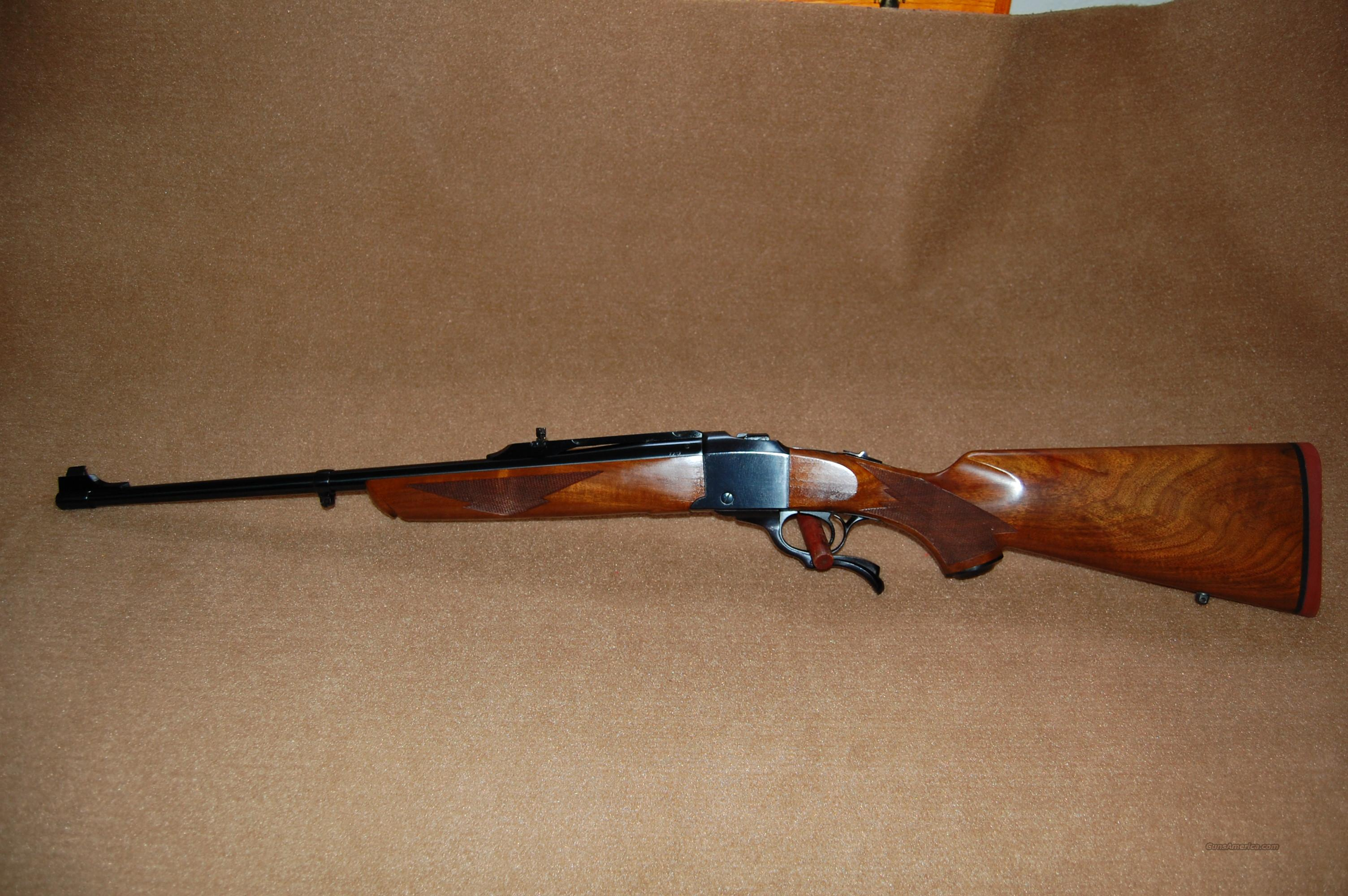 Ruger No.1 in 7X57 Mauser  Guns > Rifles > Ruger Rifles > #1 Type