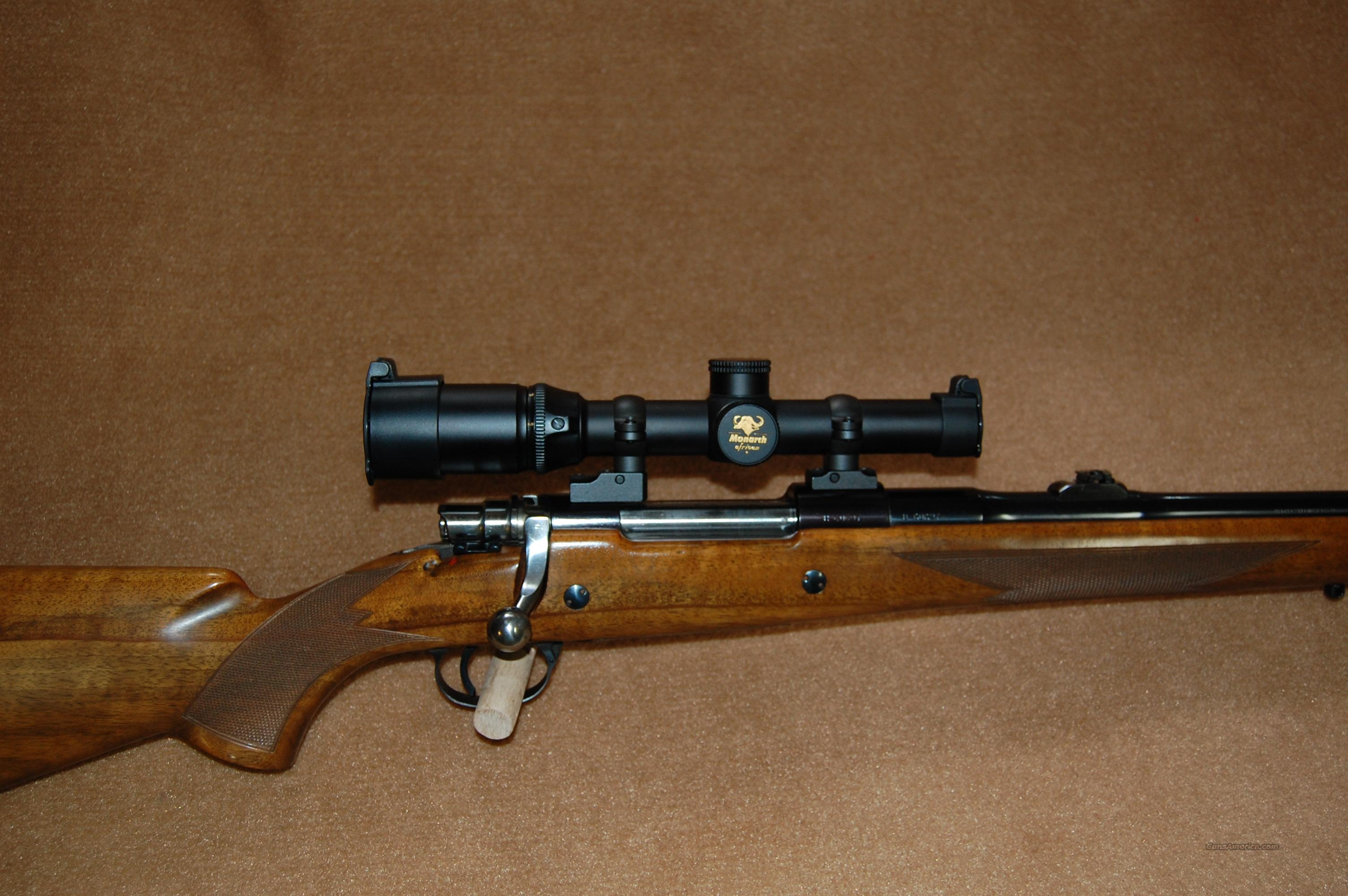 FN 458 Win Mag  Guns > Rifles > FNH - Fabrique Nationale (FN) Rifles > Bolt action > Hunting