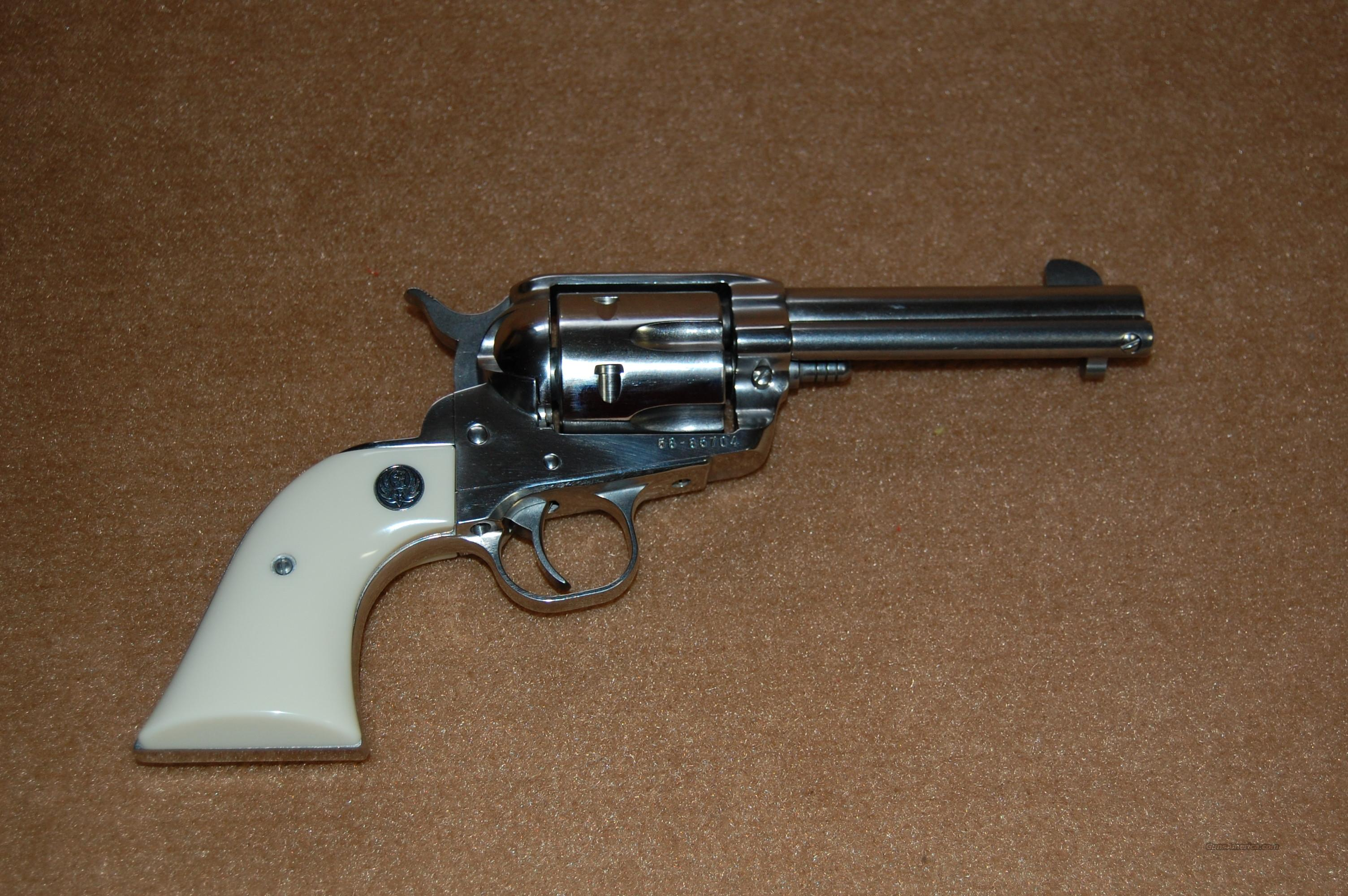 "Vaquero 44 Mag. Rare 4 5/8"" barrel   Guns > Pistols > Ruger Single Action Revolvers > Cowboy Action"
