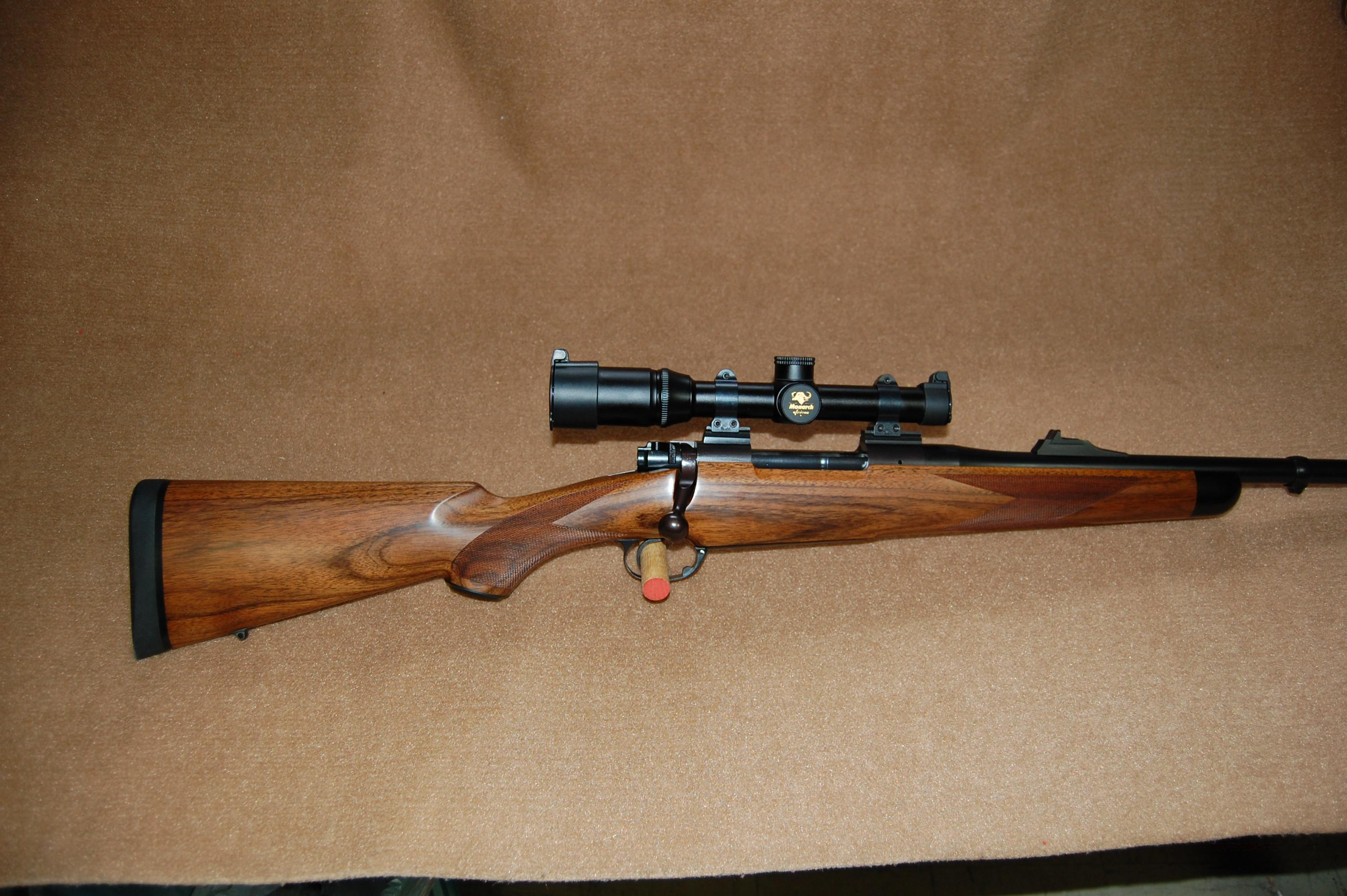 Dakota Safari 375 H&H  Guns > Rifles > Dakota Arms Rifles