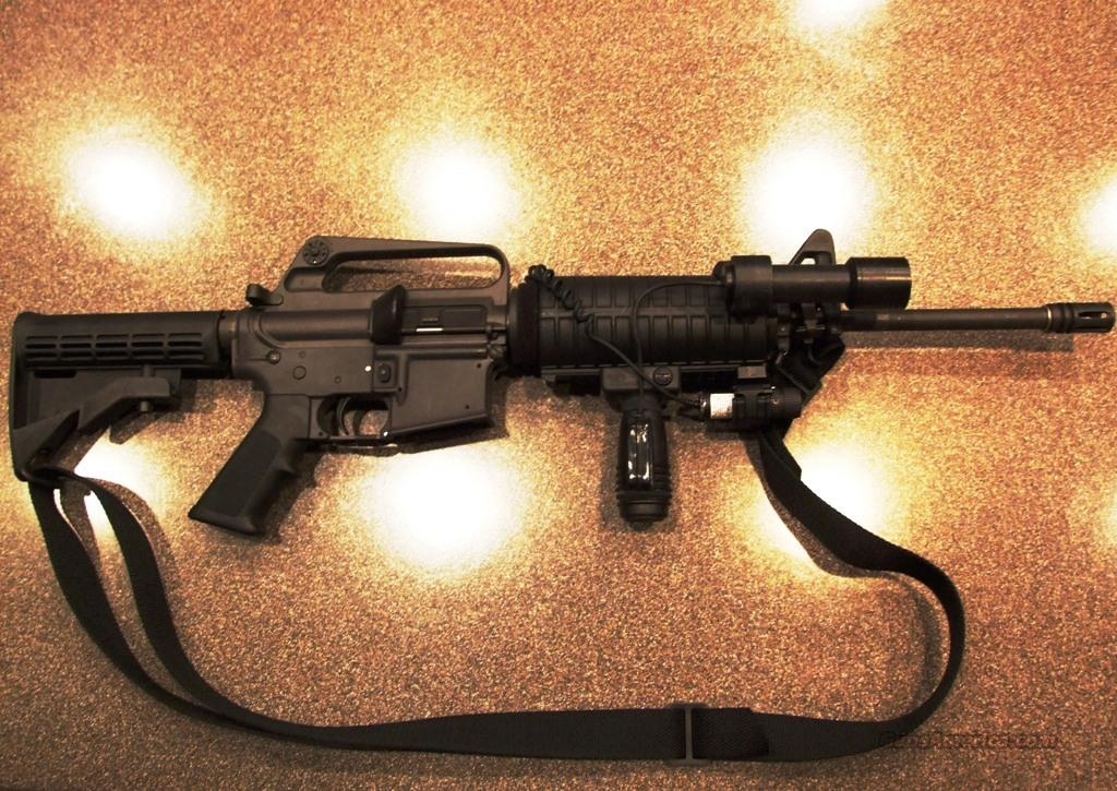Colt AR15 Sporter 9mm NATO  Guns > Rifles > Colt Military/Tactical Rifles
