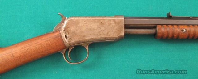 Colored case hardened receiver 1890 in 22 Short  Guns > Rifles > Winchester Rifles - Pre-1899 Pump