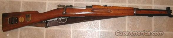 "Swedish Carbine with under 18"" barrel  Guns > Rifles > Military Misc. Rifles Non-US > Other"