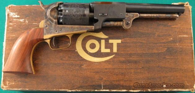 "Colt 2nd Generation ""C"" Series 1851 3rd Model Dragoon   Guns > Pistols > Colt Percussion Revolver - Modern"