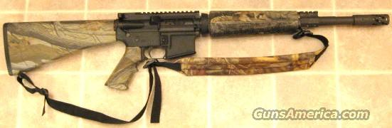 50 Beowulf, camo, with factory muzzle brake and two clips   Guns > Rifles > AR-15 Rifles - Small Manufacturers > Complete Rifle