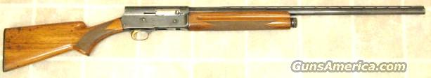 Lite 12 Browning Auto 5  Guns > Shotguns > Browning Shotguns > Autoloaders > Hunting