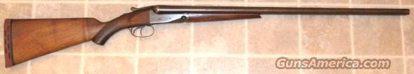 Early Parker Trojan 16 ga.  Guns > Shotguns > Parker Shotguns